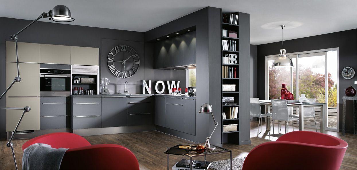 Mod les de cuisines cuisine quip e mobalpa et de cuisine for Voir modele de cuisine
