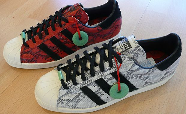 "new concept 5b969 f2ca3 adidas Superstar ""Chinese New Year"" Spring 2013"