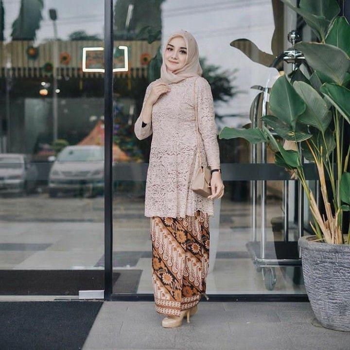 Model Baju Kurung Brokat