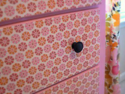 Refurbish a nursery dresser. ~ Mod Podge Rocks!