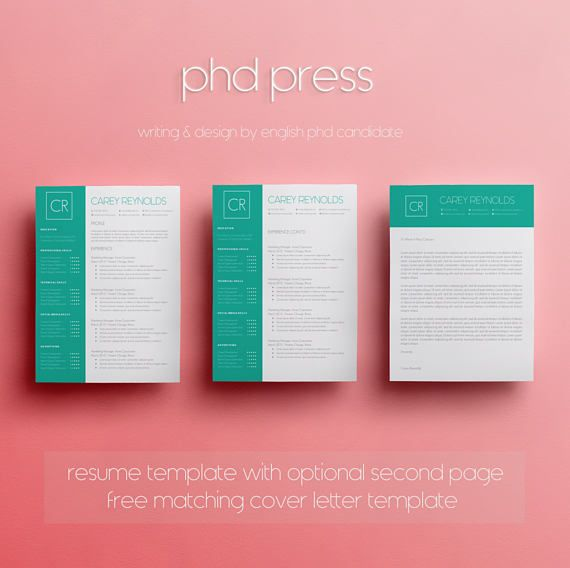 Looking For A Professional Resume Template The Carey Reynolds