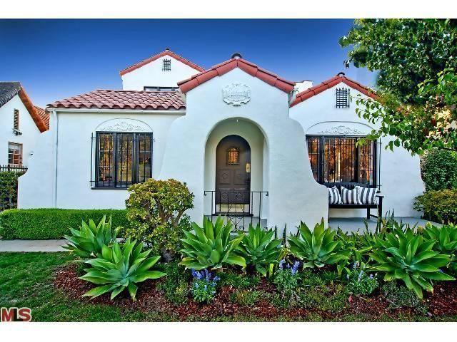 937 S Citrus Avenue Los Angeles Ca Trulia Spanish Style Homes