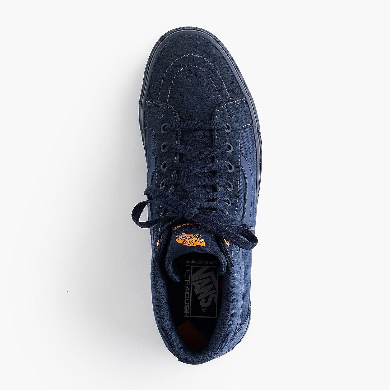 wie kauft man vollständige Palette von Spezifikationen Großhandelspreis 2019 Vans X Hedley & Bennett Sk8 Hi Sneakers | Products ...