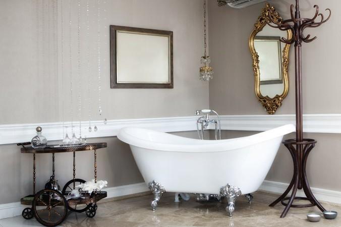 Per un bagno in stile Vintage...Rubinetteria RUBITOR serie Classic ...