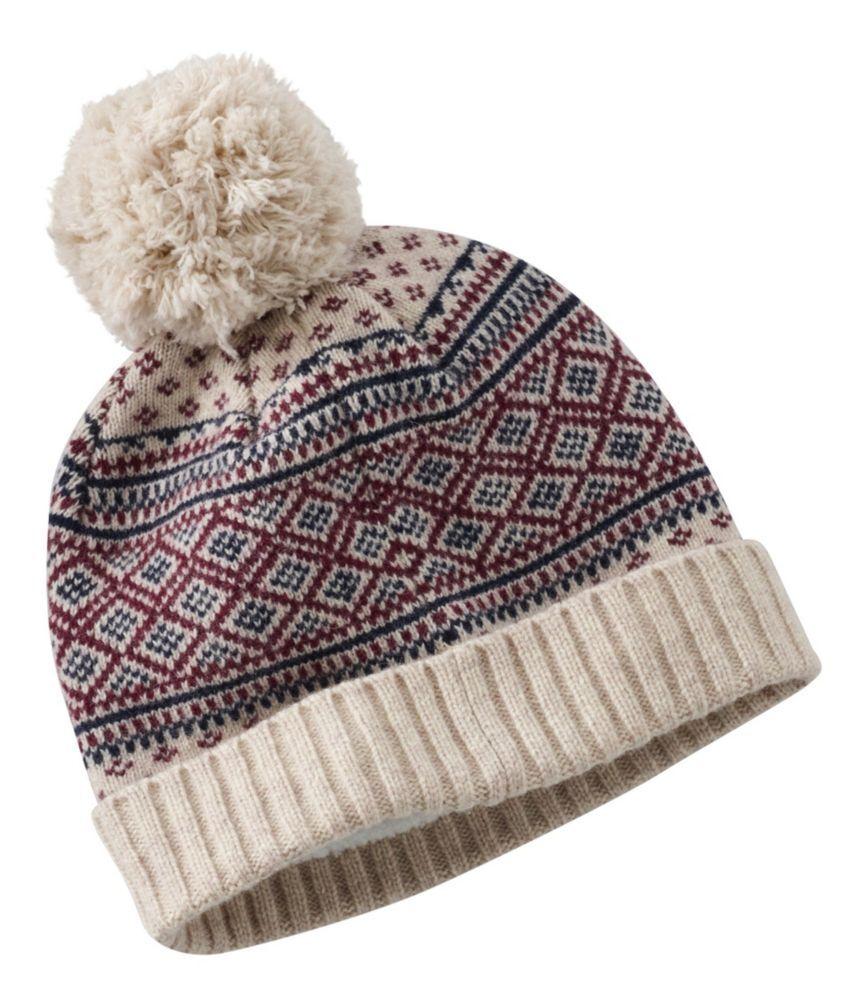 a2237bd01da Women s Heritage Wool Nordic Pom Hat