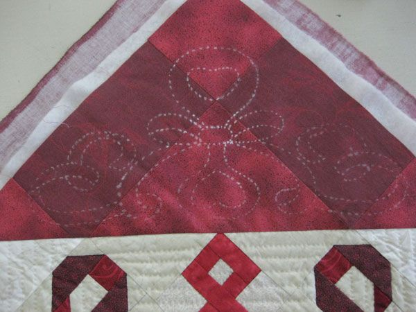 Marking Quilting Designs with PnS | Quilt Patterns & Blocks ... : bits n pieces quilt patterns - Adamdwight.com