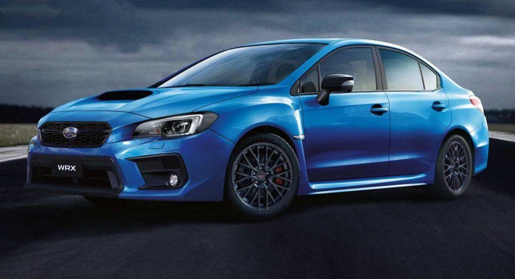 New 2021 Subaru Wrx Club Spec Is Exclusive To Australia Limited To 150 Units Carscoops Subaru Wrx Subaru Wrx