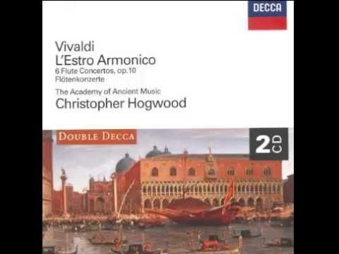 Op. 3 L'Estro Armonico 12 violin concertos / The Academy of Ancient Musi...