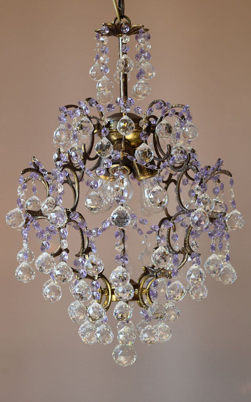 Stunning Vintage Crystal Chandelier Antique Brass Lighting Oriental Vintage Hanging Pendants Su Vintage Crystal Chandelier Hanging Pendants Crystal Chandelier