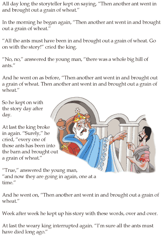 Grade 5 Reading Lesson 23 Short Stories The Story Without An End 2 ...