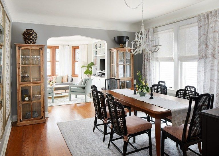 Home Tour : A Collected Chicago Bungalow