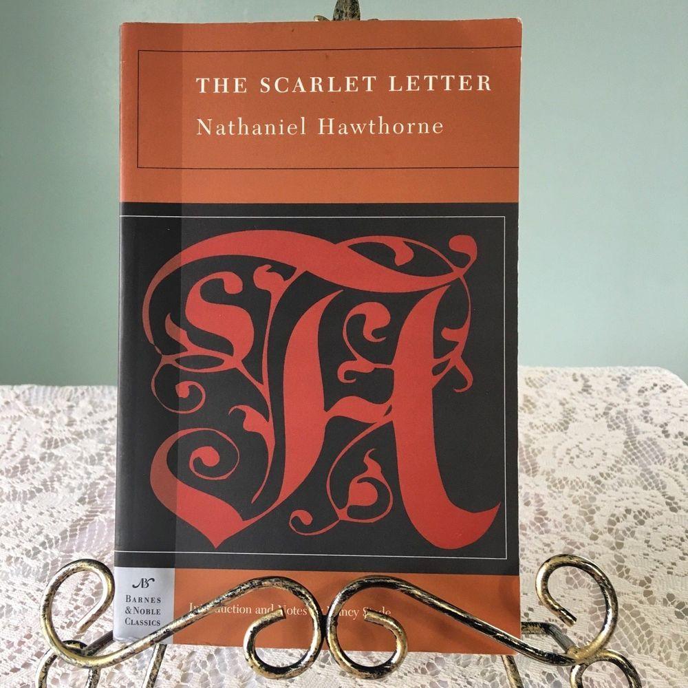 Author Nathaniel Hawthorne. Publishers Barnes & Noble