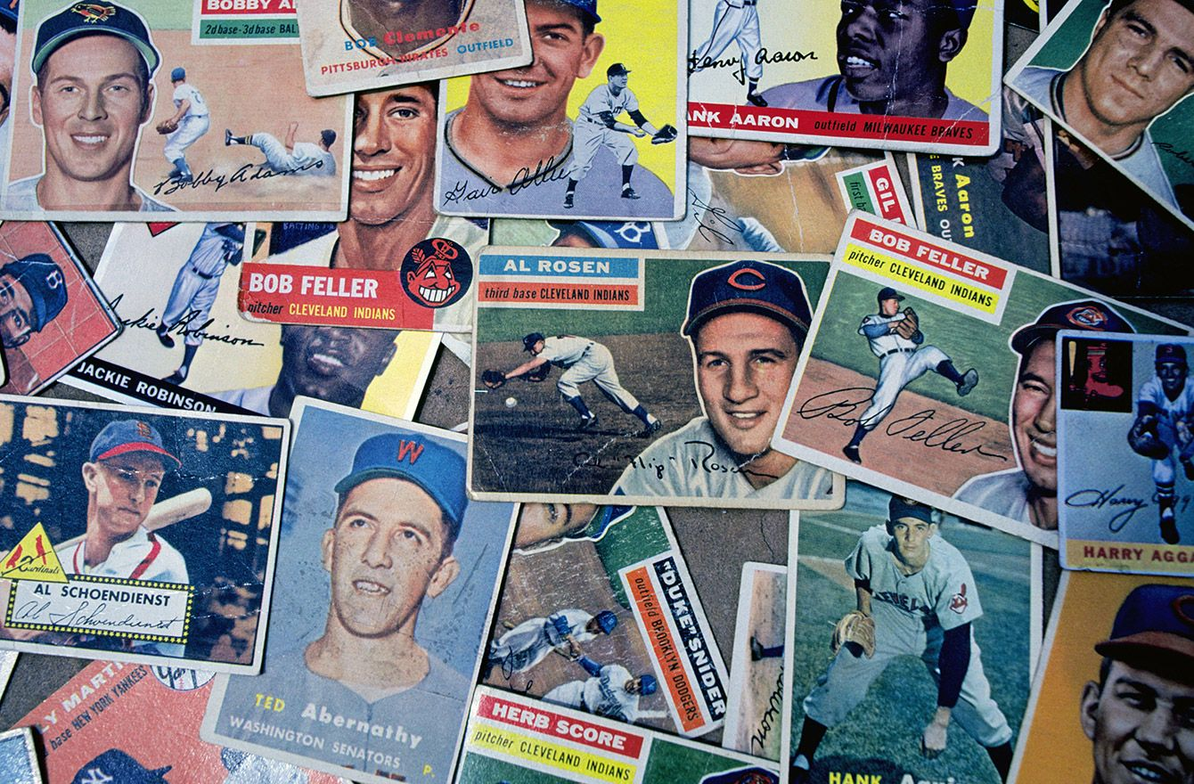 Baseball card values and how to determine their worth