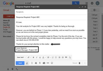 How To Write A Friendly Reminder Email Using Best Practices