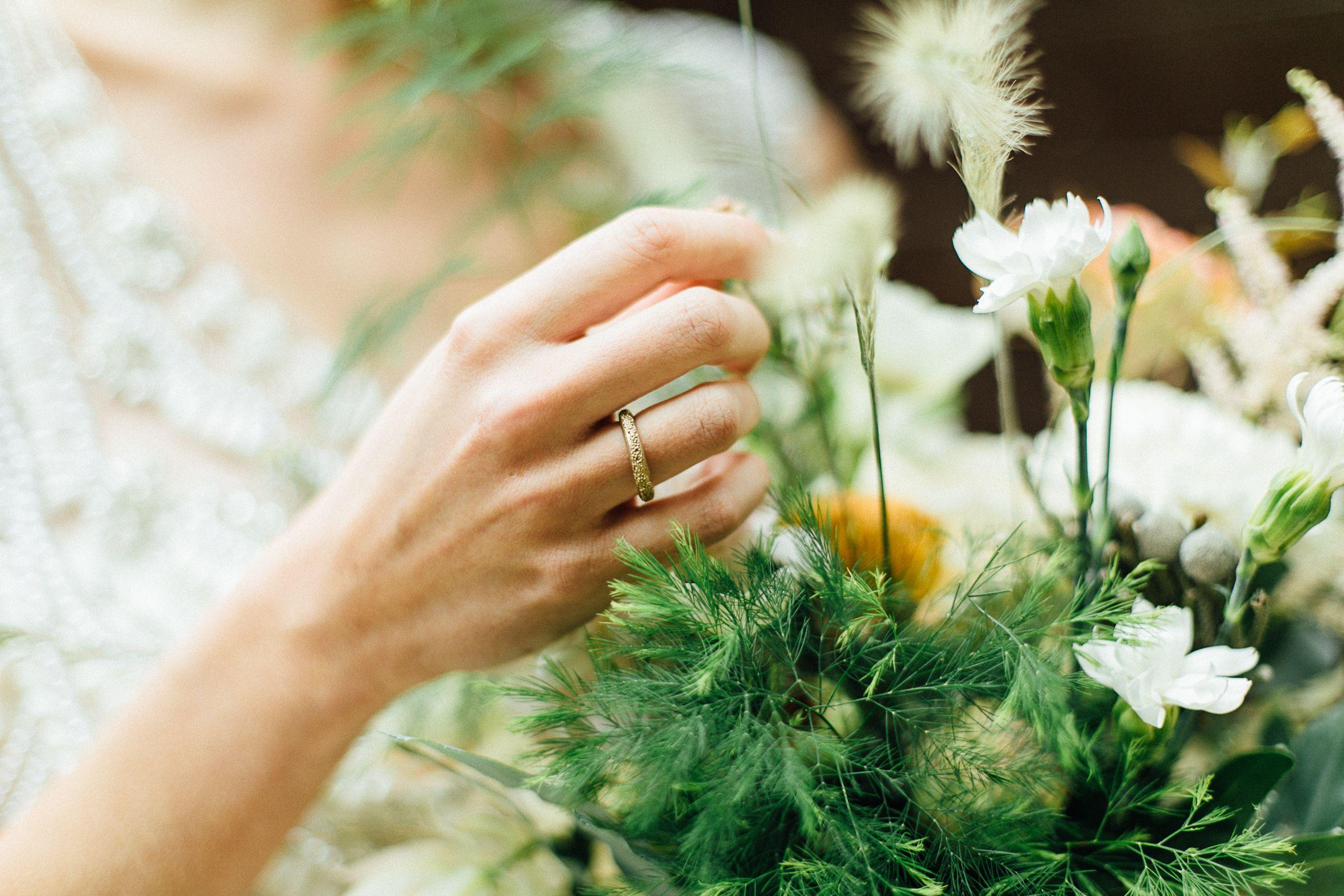 Wedding Band By Elisabeth Habig Ehe Ring Verlobung Eheringe