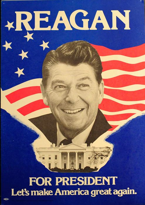 An analysis of ronald reagans presidency