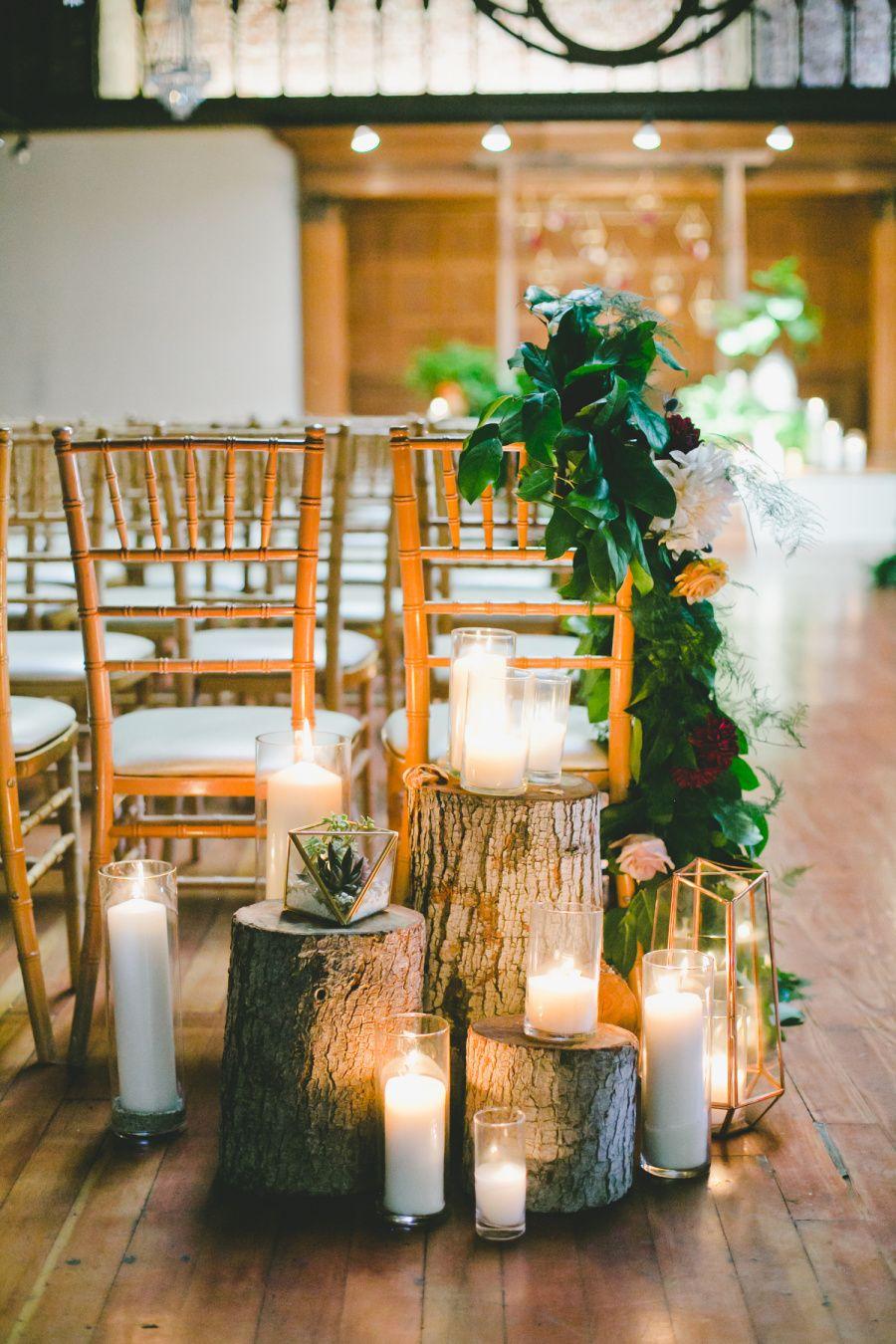 Mod Geometric Rustic Wedding At The Loft On Pine Bohemian Wedding Theme Rustic Wedding Wedding