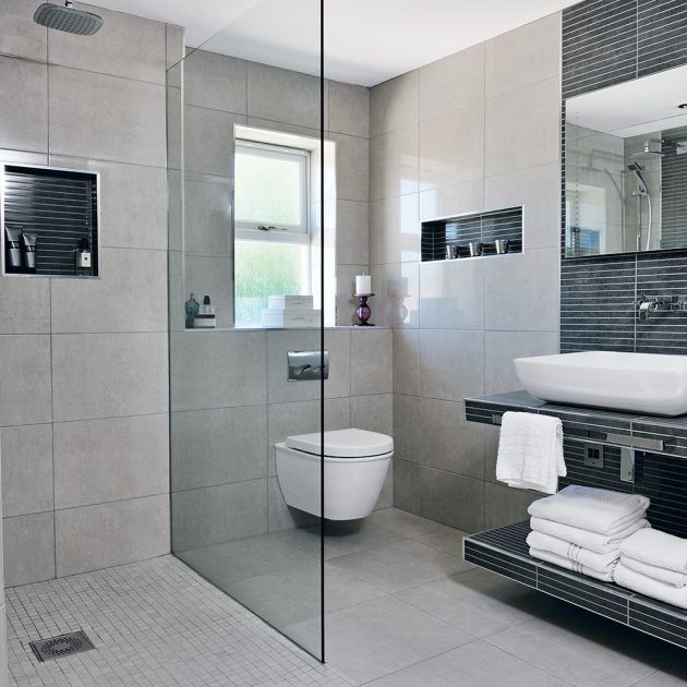Wet rooms – Wet room bathrooms – Wet room ideas – Wet room designs #wetrooms