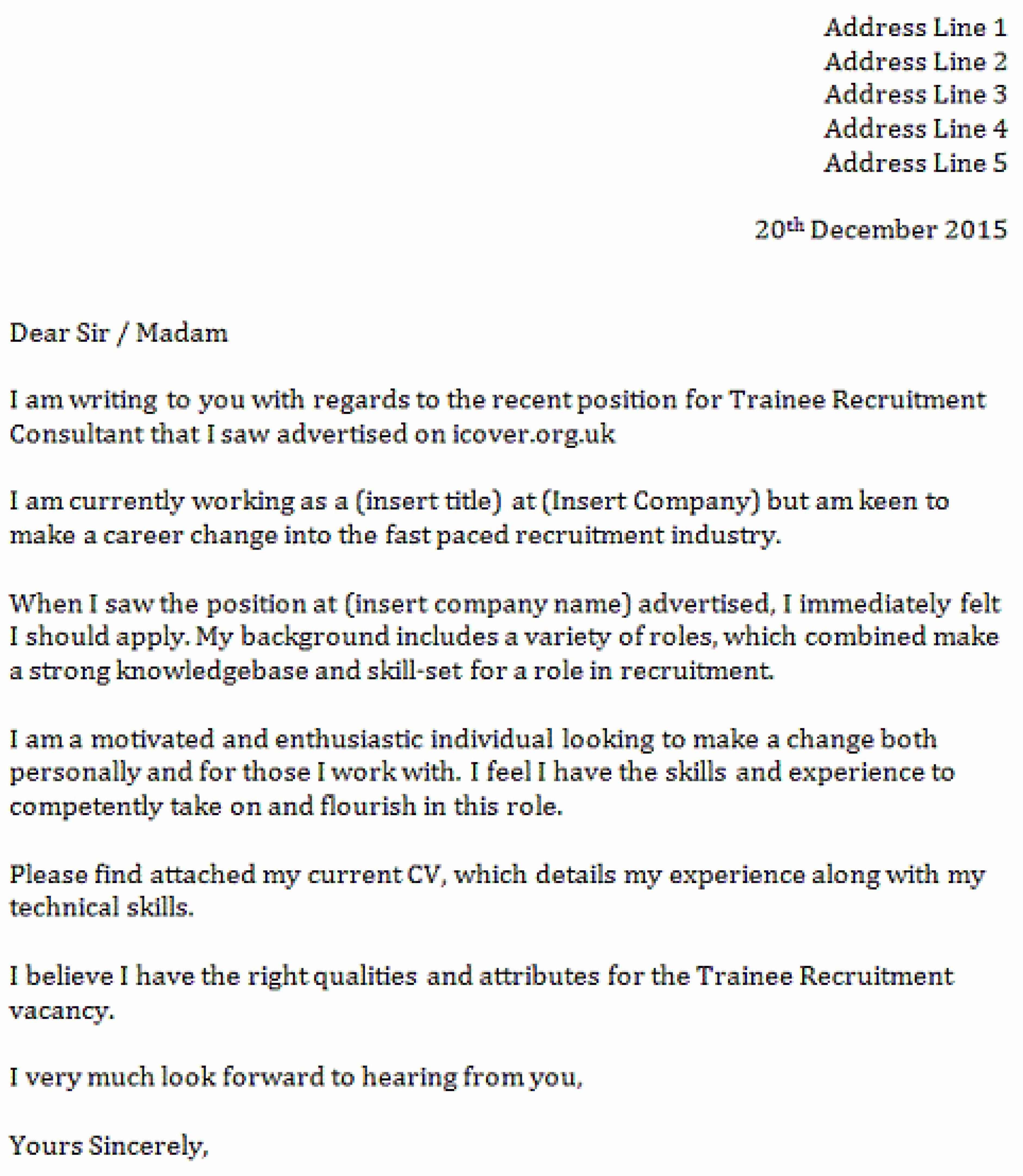 New Application Letter For Applying Job Job Cover Letter Job Letter Writing A Cover Letter