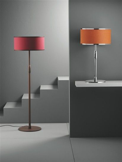 Iris chrome table lamp iris floor lamp and chrome