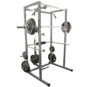 11 collapsible weight pullup rack