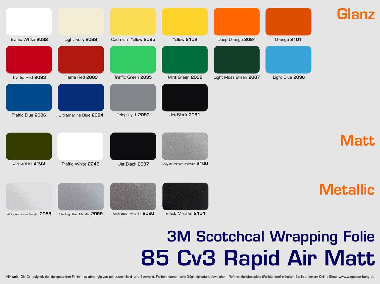 folieren farben google suche car wrapping pinterest. Black Bedroom Furniture Sets. Home Design Ideas