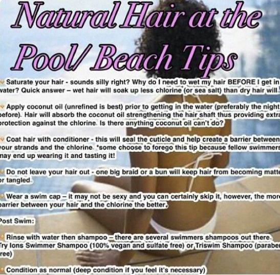Natural Hair at the Pool/Beach Tips #hairmaintenance #hair #maintenance #curls  ... - #curls #Hair #hairmaintenance #Maintenance #Natural #PoolBeach #Tips #naturalhairjourney