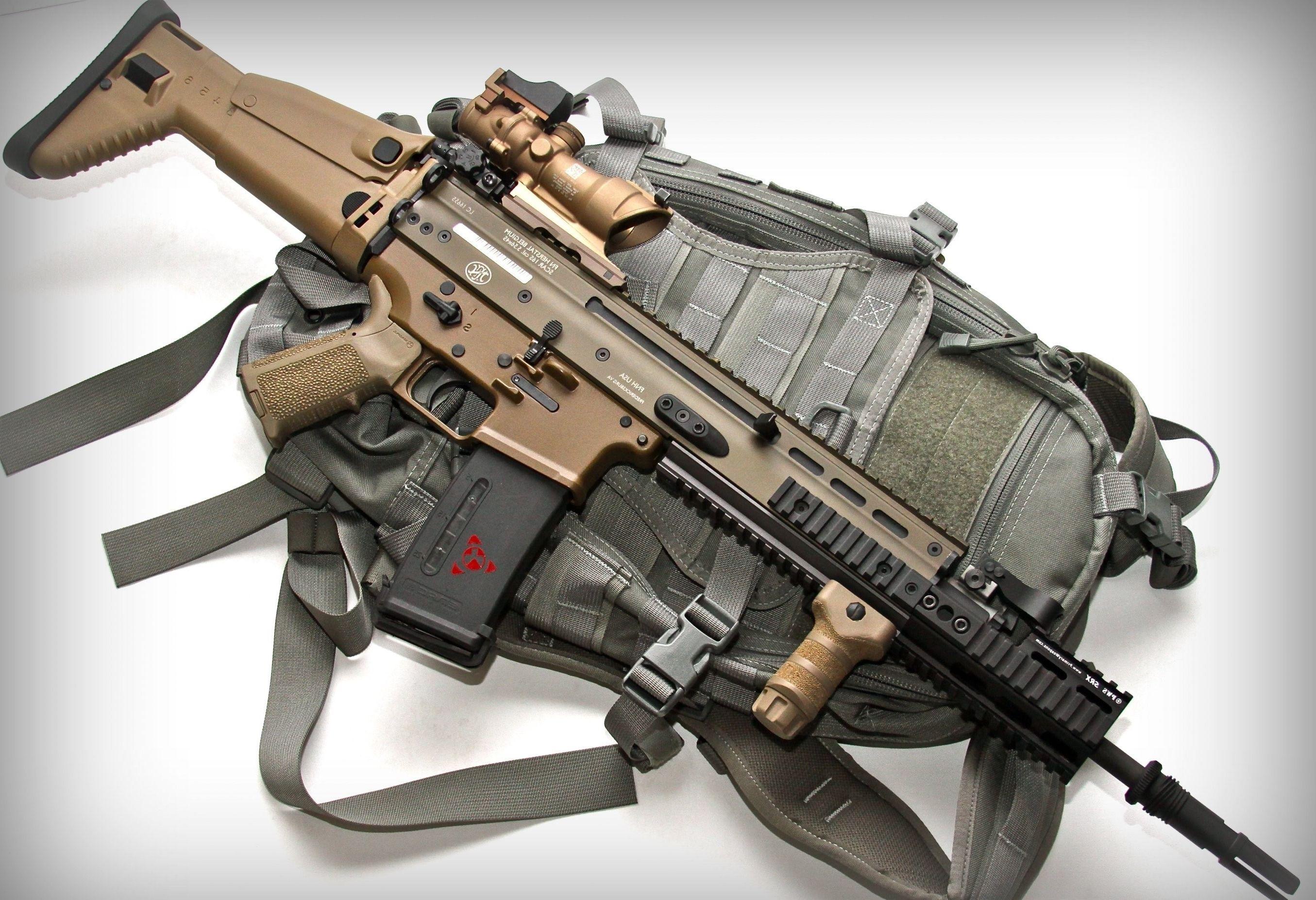 Professional Military Machine Gun Wallpapers HD
