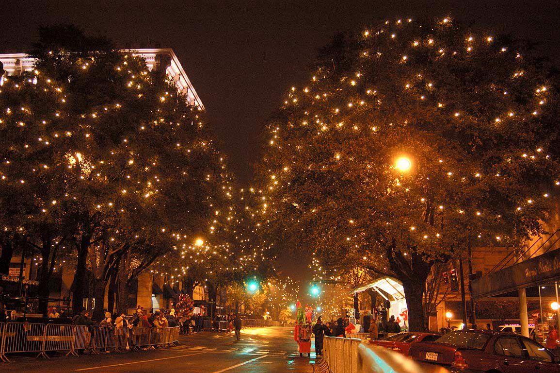 Christmas in Athens, Georgia