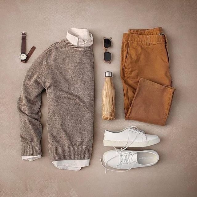 30+ trendy outfit grids for men to stay in style 18 #outfitgrid