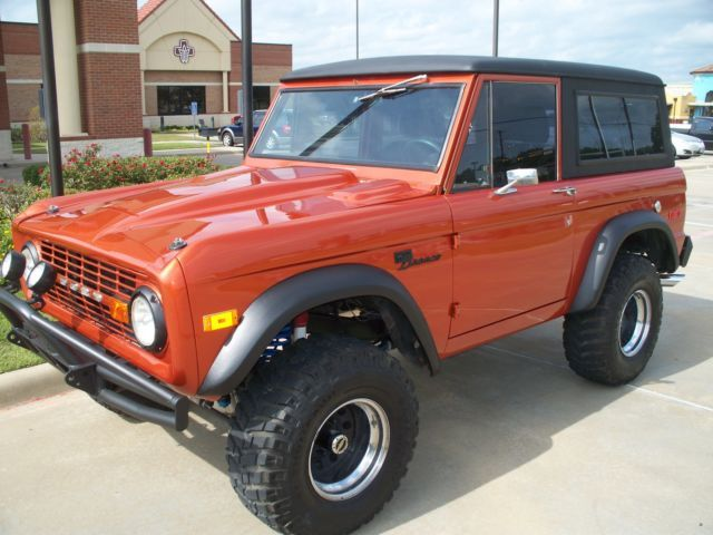 Ford Bronco Beast Ebay With Images Ford Bronco Bronco
