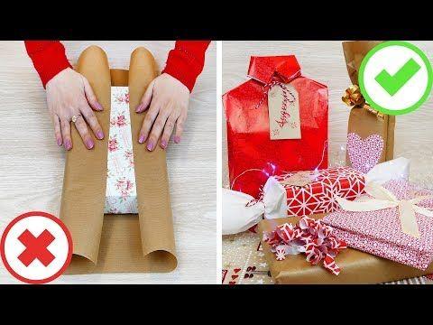 5 idee per impacchettare regali