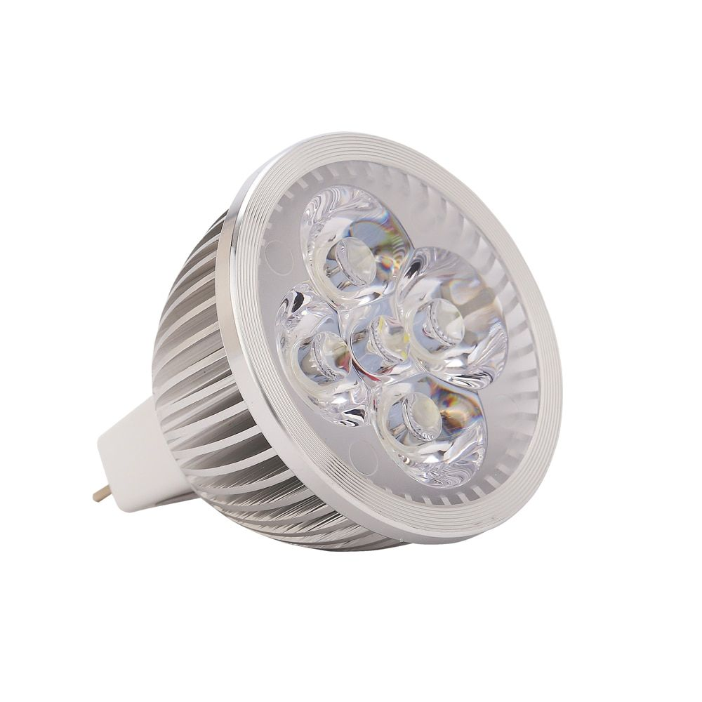 Led Lamp Mr16 Led Spotlight 4w 12v Mr16 Lampada Led Bulbs Gu5 3 Home Lighting Sale Only For Us 2 58 On The Link Led Spotlight Led Bulb Led Spot
