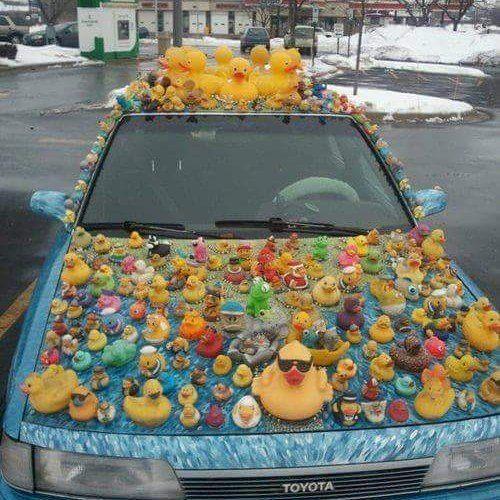 If you like ducks.. then you might love this car! Haha  #inlove #rubberduck #irubmyduckie #bigteazetoys #sextoys #love #ducks #duck #paris #amsterdam #berlin #losangeles #holywood #barcelona #london #badeente #badeend #lelo #funfactory #wevibe #bdsm #bondage #duckshop #duckstore #vibrator #sextoy by bigteazetoys