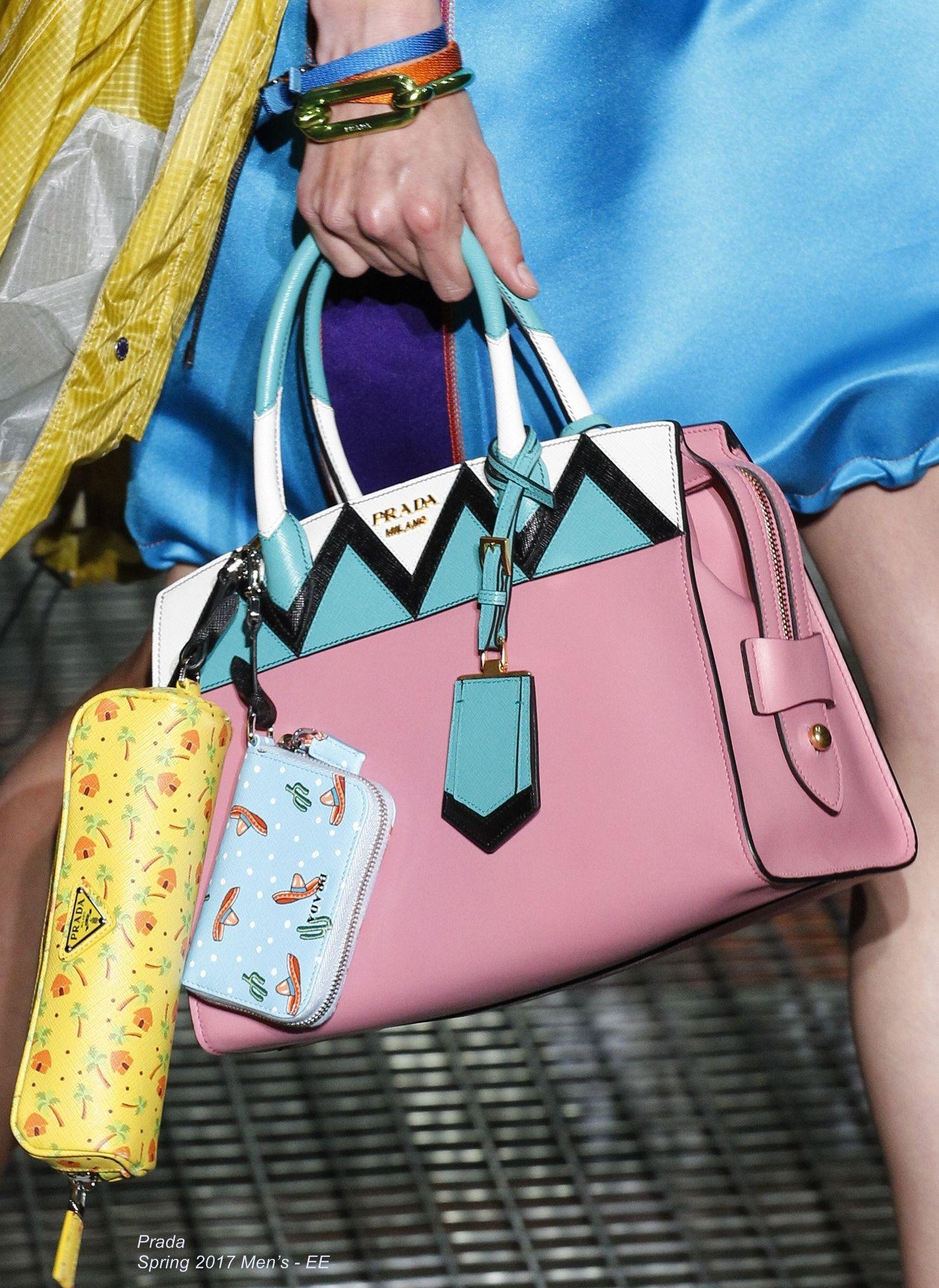 413c8218355d Prada Spring 2017 Women's Handbags & Wallets - amzn.to/2iZOQZT Women's  Handbags
