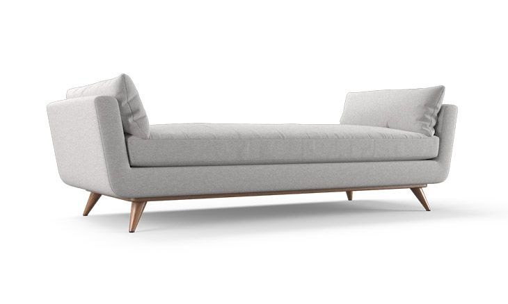Beautiful With Distinctive Mid Century Details And Top Of The Line Comfort, This  Daybed Will