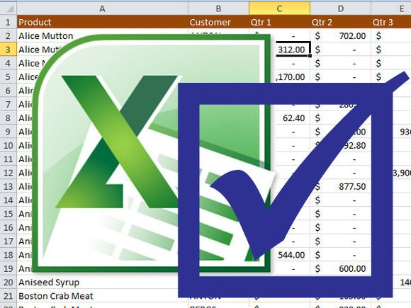 Tgood37 asked the Answer Line forum how to add checkboxes to Excel - Create A Spreadsheet In Excel