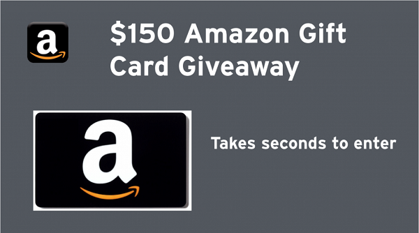 Dropprice 150 Amazon Gift Card Giveaway (ends 10/02