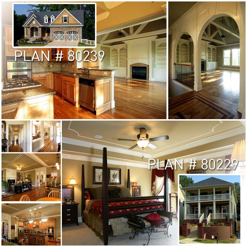We've added more new house plans to our collection, some with beautiful interior photographs. Click here to read more from our latest blog, and you can click over to the plan specifications: http://blog.familyhomeplans.com/2014/08/new-house-plans-for-august-2/