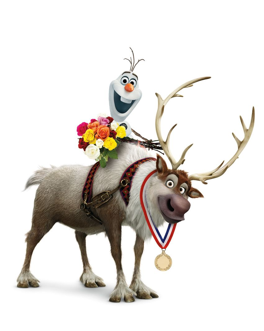 Which Winter Sport Would the Frozen Characters Compete In ...