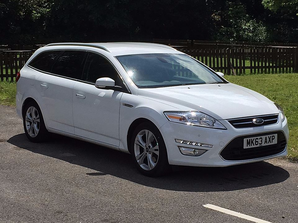 Used Ford Mondeo TDCi 163 Titanium X Business Edition for sale in Newton Abbot Devon & Ford Mondeo 2.0 TDCi 163 Titanium X Business Edition 5dr Estate ... markmcfarlin.com