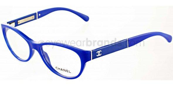 0576b6e55ae6 Chanel CH3233Q 1342 Blue Chanel Glasses | Chanel Prescription Glasses from  EyewearBrands