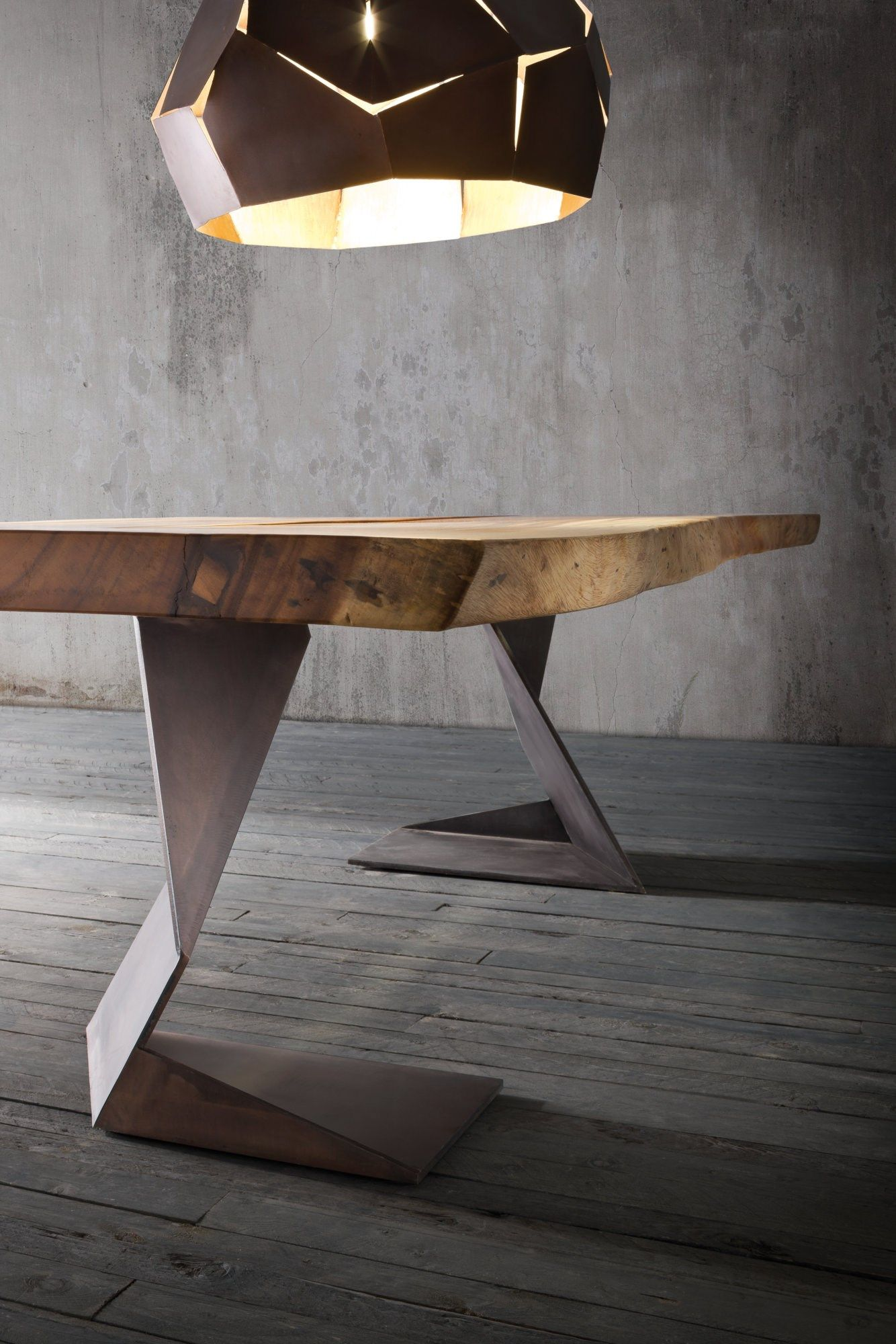 Tavolo Trog Elite.Trog Inspiracje In 2019 Dining Table Design Solid Wood