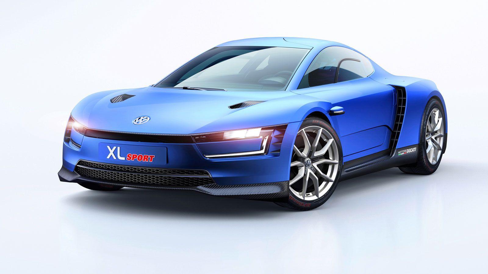 Volkswagen XL Sport Is The Most Powerful TwoCylinder Car