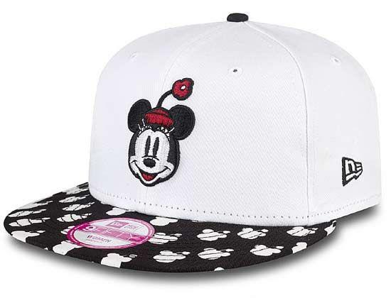 Character Spot Minnie Mouse 9Fifty Snapback Cap by NEW ERA x DISNEY ... 8f4473013a40