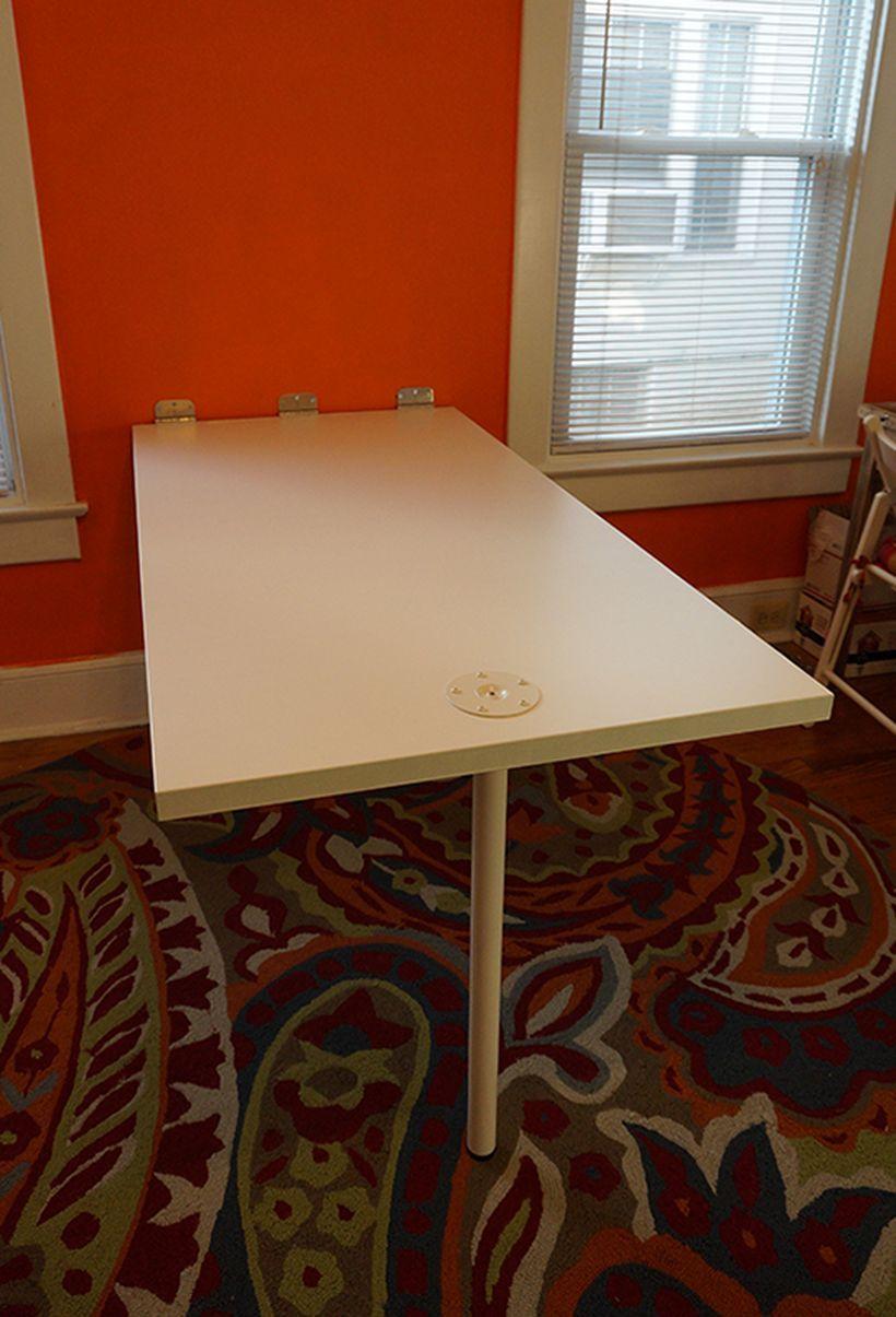 50 Amazing Folding Wall Table Ideas For E Saving Https Dec