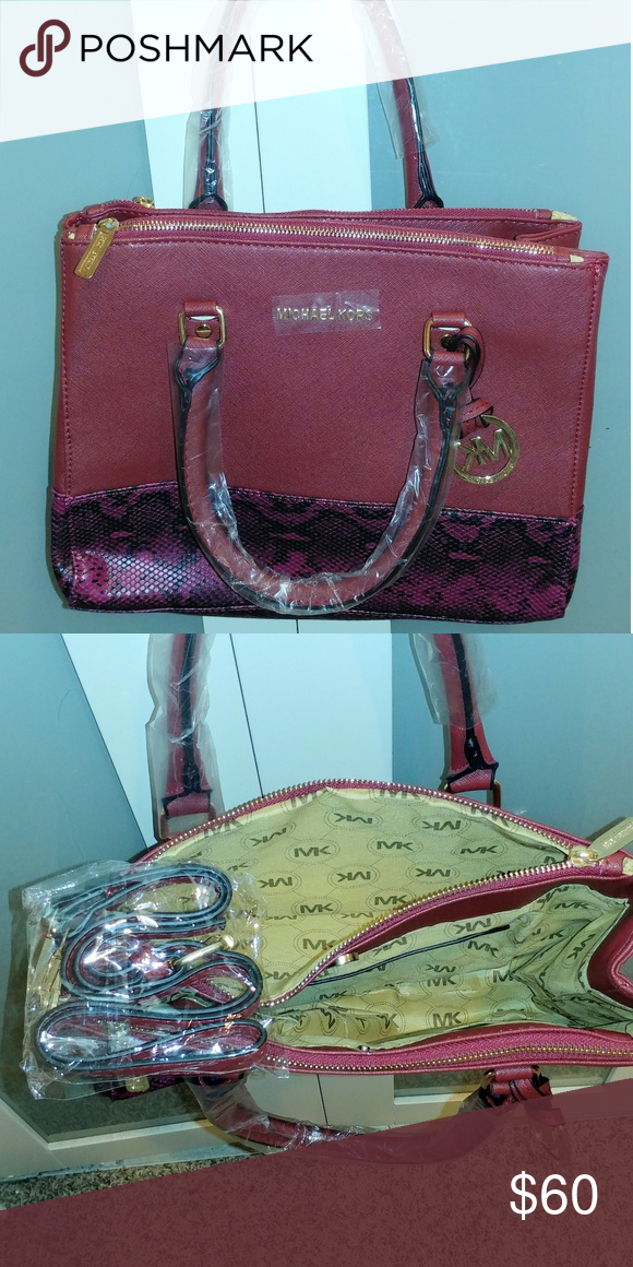 Michael Kobe Handbag New Replica 12 5x 10 Kors Bags