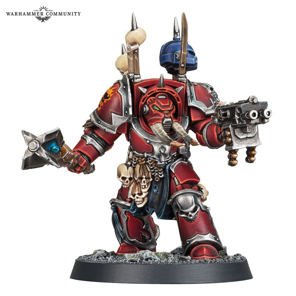 Coming Soon New Havocs and Terminators Warhammer