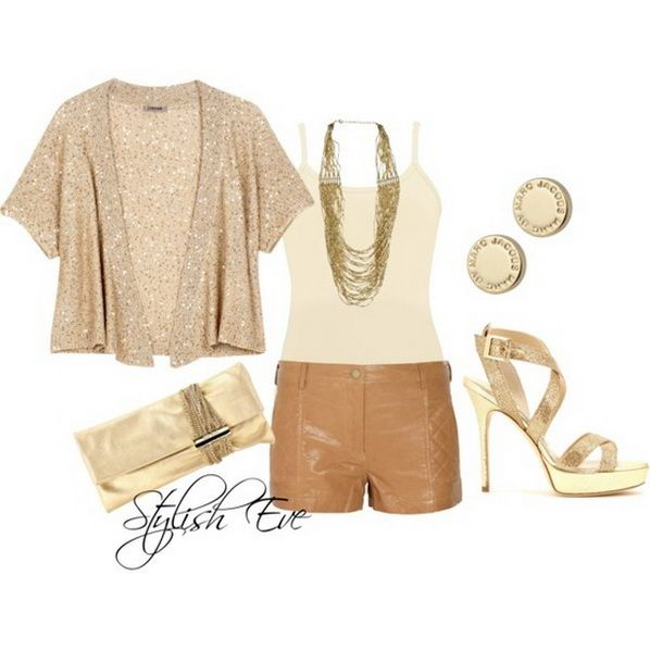 bf5ca6d34fa9 Spring/ Summer 2013 Outfits with Shorts for Women by | My Dream ...