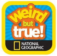 "National Geographic has been putting out ""Weird But True"" compilations in book form for years, but now they're bringing the wackiness to the iPhone, and it's more fun than ever."